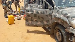 Many killed as fleeing bandits run into military camp in Niger