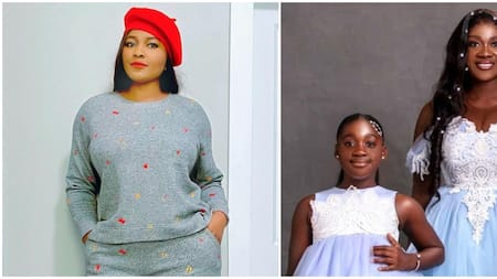 School drama: A snake will always be a snake, Actress Sonia Ogiri mocks Mercy Johnson amid 'difficult period'