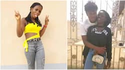 See photos of young lady Blessing Ogwara who allegedly absconds with a guy in Delta