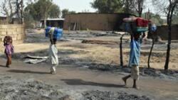 Sababbin harin Boko Haram ya sa jama'a sun bar gidajen su a Borno