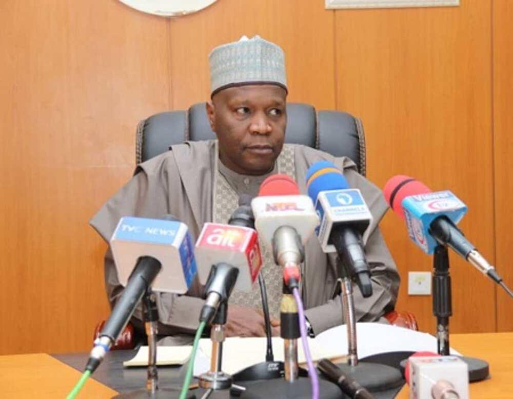 Gombe Governor