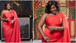 Actress Joke Silva dances for joy in new photos as she celebrates 40 years in industry on her 60th birthday