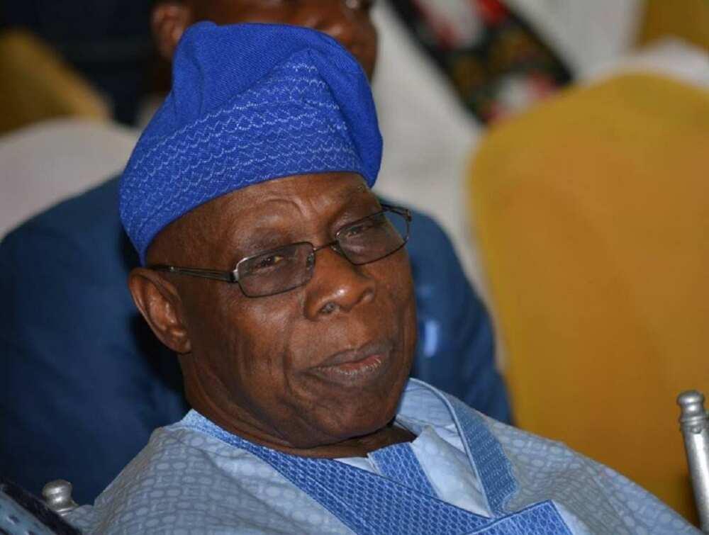 Obasanjo: Dalilin da yasa na hana Gani Adams kawo min ziyara