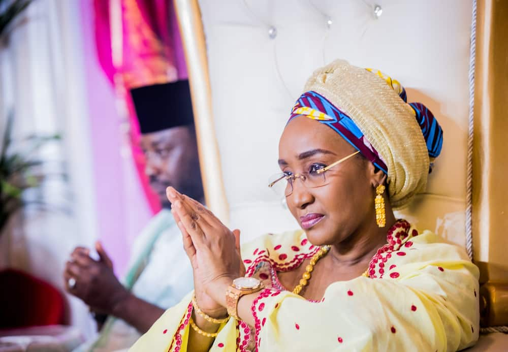 Sadiya Umar Farouq: What you should know about the woman at the centre of the 'Buhari wedding' rumour
