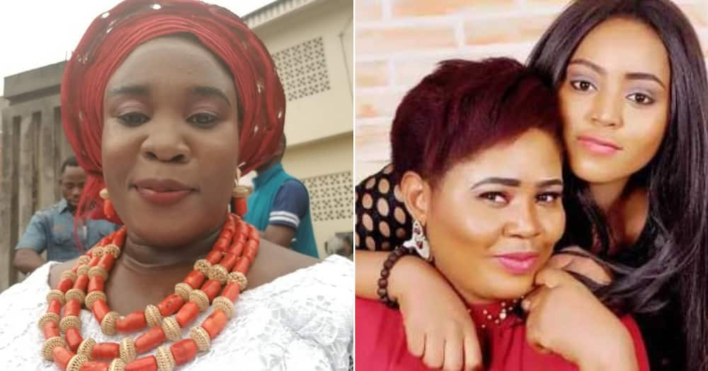 Lady supports Rita Daniels, gives 3 reasons she married off Regina without father's consent