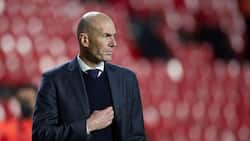 Zinedine Zidane walks out on Real Madrid for the second time after setting unwanted record