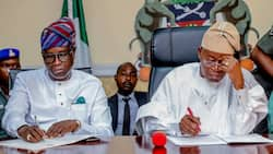 Your stay as governor is illegal - NBA chairman Ajibola drags Oyetola, deputy to court