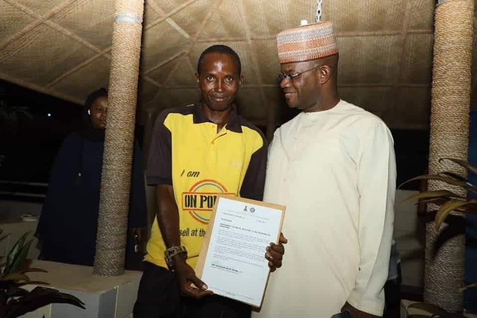 Peter Aliyu: Meet the Street Cleaner Who Rose to Become Nigerian Governor's Senior Aide against All Odds