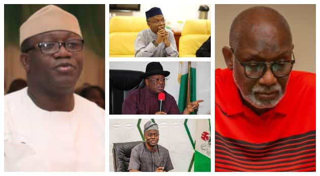 Fayemi enters list of Nigerian governors who have contracted COVID-19