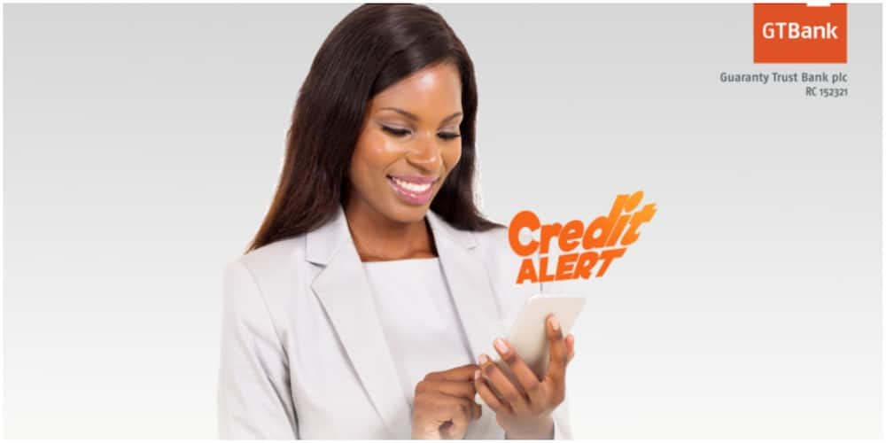 Five Ways To Get Loan Without Collateral In Nigeria. Photo Credit: GTBank website