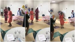91-year-old grandma shows off gentle steps on her birthday, dances to favourite song, video stirs emotions
