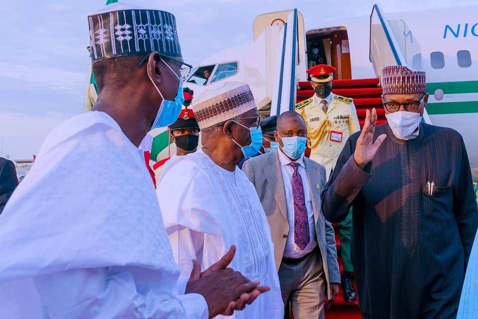 UK Trip: Femi Adesina Reveals First Thing Buhari Will Do after Returning to Nigeria