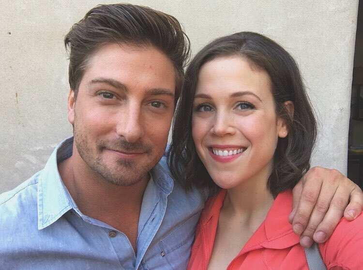 Erin Krakow's partner