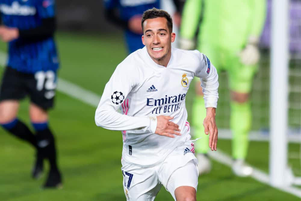 Bayern Munich 'in advanced talks with Lucas Vazquez' with Real M