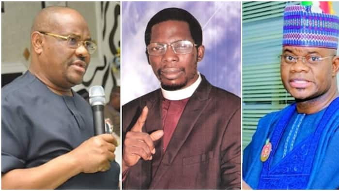 These 5 sitting governors are in serious danger - Nigerian prophet warns (see names)