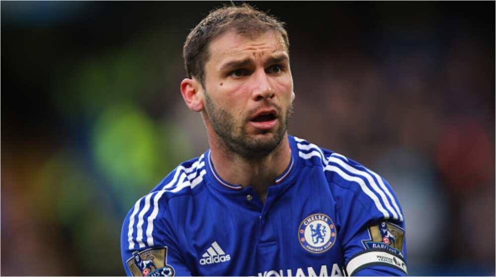 Branislav Ivanovic: Former Chelsea star in talks with Premier League club West Brom