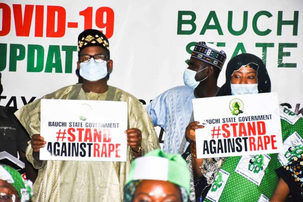 Yafewa masu laifi: Gwamnan Bauchi ya gane kuskuren sa, ya roki afuwa