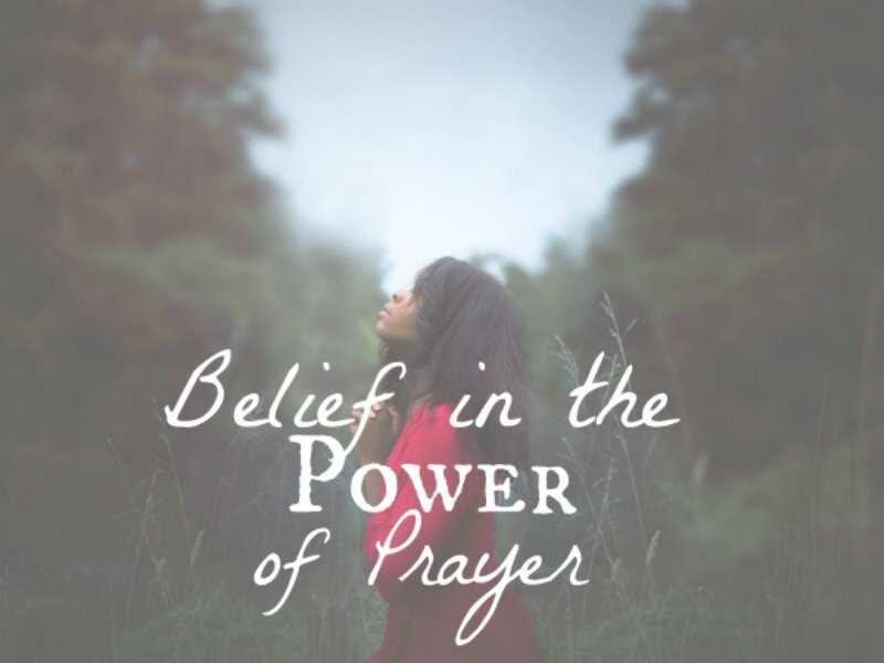 Power of prayer quotes ▷ Legit.ng