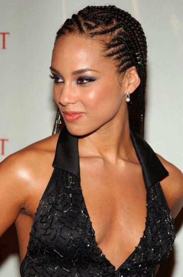 Alicia Keys Braids Hairstyles You Will Like Legitng