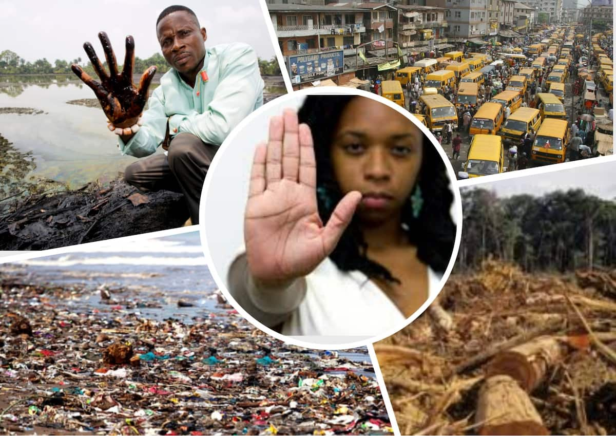 Current Environmental Problems in Nigeria