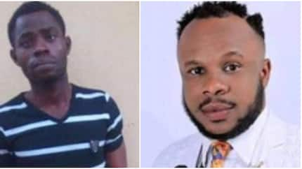 Evangelist who killed his pastor childhood friend reveals why he did so (photos)