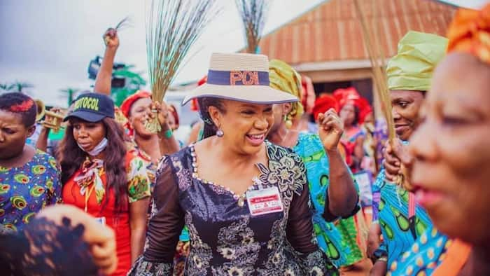Edo governorship: Ize-Iyamu's wife reveals why her husband will defeat Obaseki