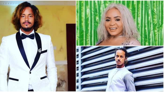 Meet Nollywood actress Cossy Ojiakor's 30-year-old fiance (photos)