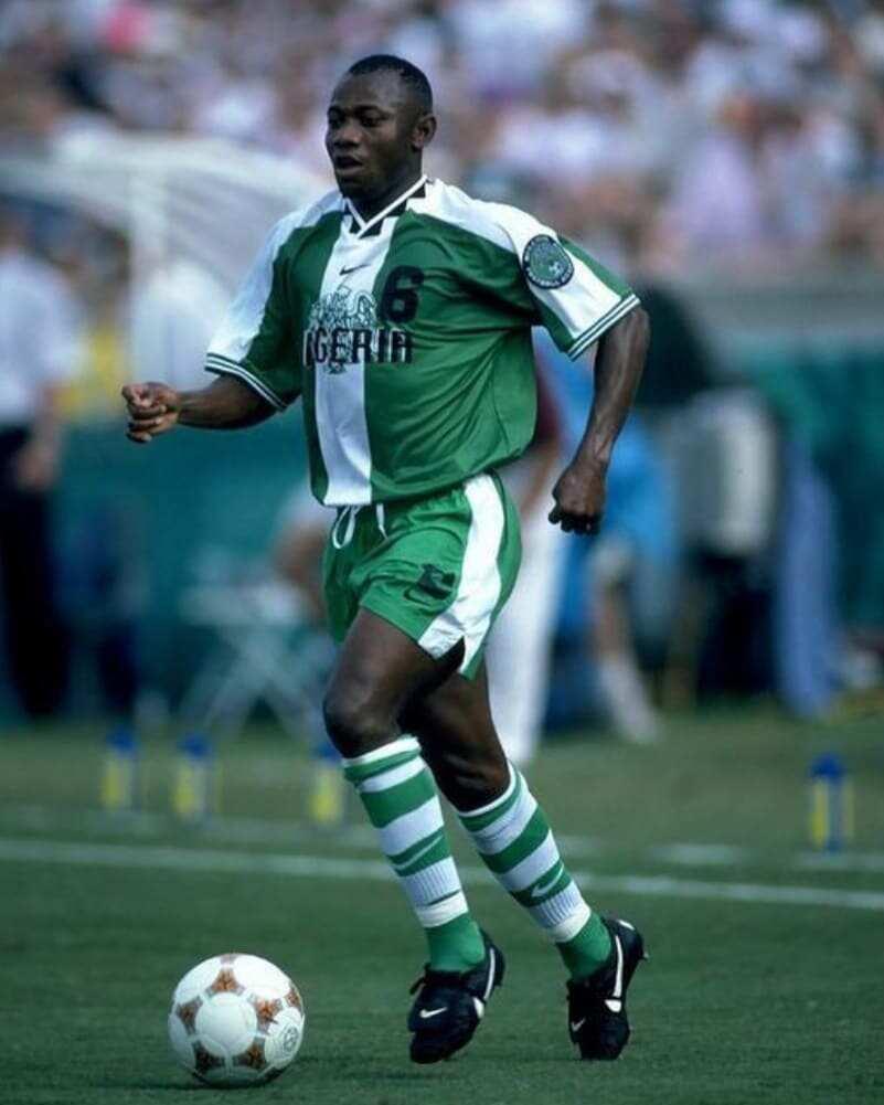 Emmanuel Amunike profile