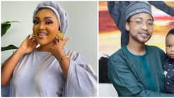 Everyday same story: Nigerians react as Mercy Aigbe, Tonto Dikeh celebrate themselves on Father's Day