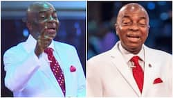 Bishop Oyedepo speaks frankly on marriage, tells women to respect their husbands or else this won't happen
