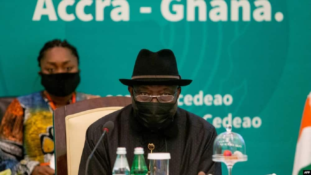 Dr. Goodluck Jonathan