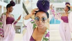 When the queen snaps, everyone bows: Reactions as Genevieve Nnaji shares lovely photos to mark birthday