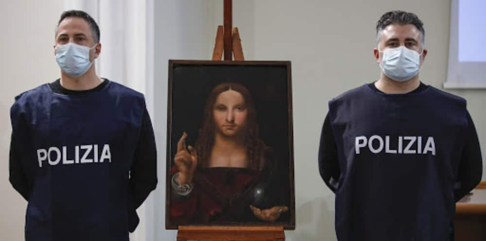 World's most expensive painting reportedly stolen has been recovered by Italian police