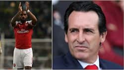 Arsenal manager gives injury update on Lacazette as Frenchman faces fitness challenge