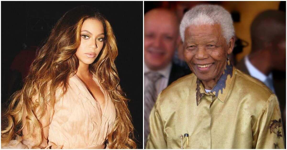 Beyonce pens heartfelt appreciation letter to late Nelson Mandela