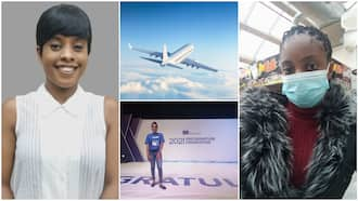 They said I was doing Yahoo: Lady who was always glued to her laptop gets European scholarship, flies out