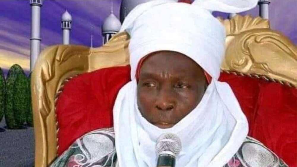 Alhaji Alhassan Adamu: Abductors Of Kaduna Emir Reach Out, Demand N200m Ransom
