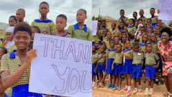 This is amazing: Joy as kindhearted teacher raises funds online & pays school fees of 40 needy students