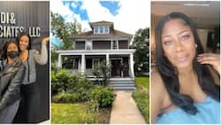 America no easy o: Actress Regina Askia finally buys house in the US after many years of working there