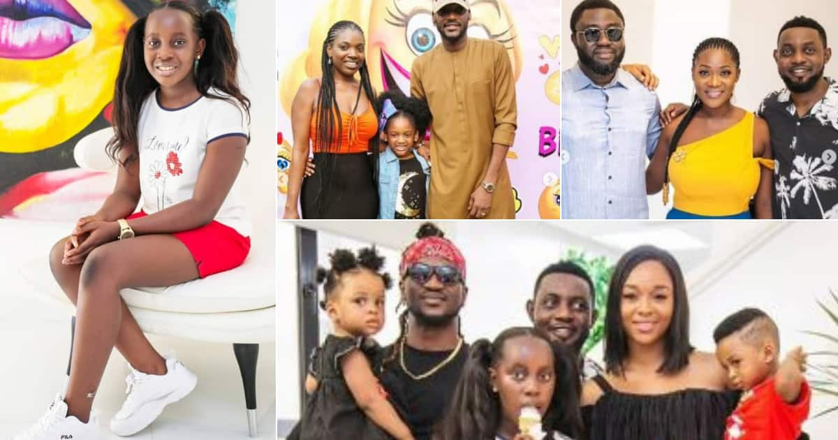 celebrities storm ays mansion to celebrate his daughter as she clocks 10 photos videos nigeria news legitng