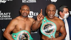 Mike Tyson's exhibition fight vs Jones Jr rated biggest pay-per-view fight of 2020 (see why)