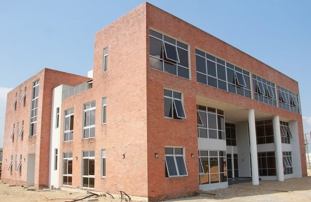 A building within NDU campus