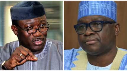 What I will do with Fayose's projects - Fayemi reveals