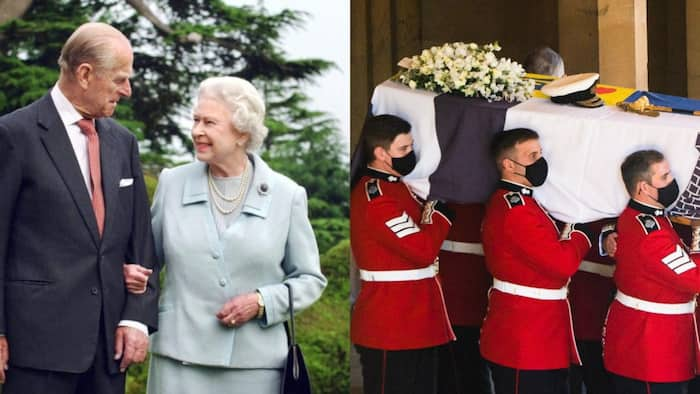 """Queen Elizabeth II pens goodbye to Prince Philip with handwritten note: """"I Love You"""""""