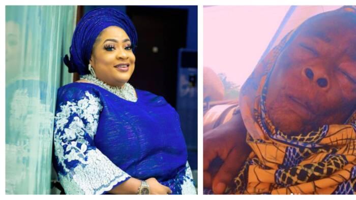 Save Iyabo Oko: Foluke Daramola seeks financial support for veteran actress, says she's been ill for 5 years