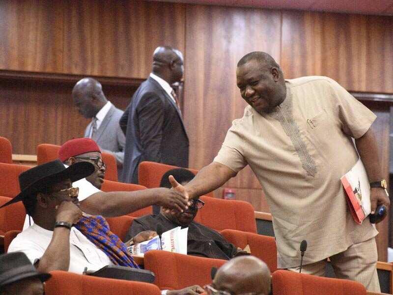 BREAKING: Senator Benjamin Uwajimogu dies at 51
