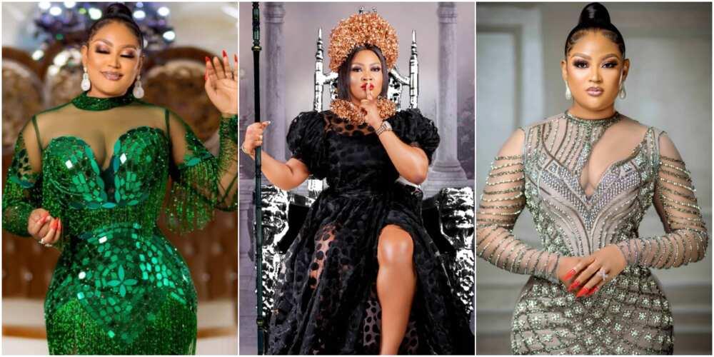 Nollywood actress Uche Elendu
