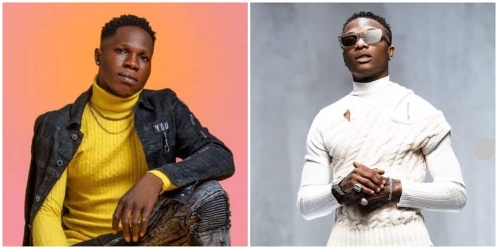 Reactions as Nigerian Artist Wisekid Reportedly Makes N30m Monthly off Wizkid's MIL Clone Album