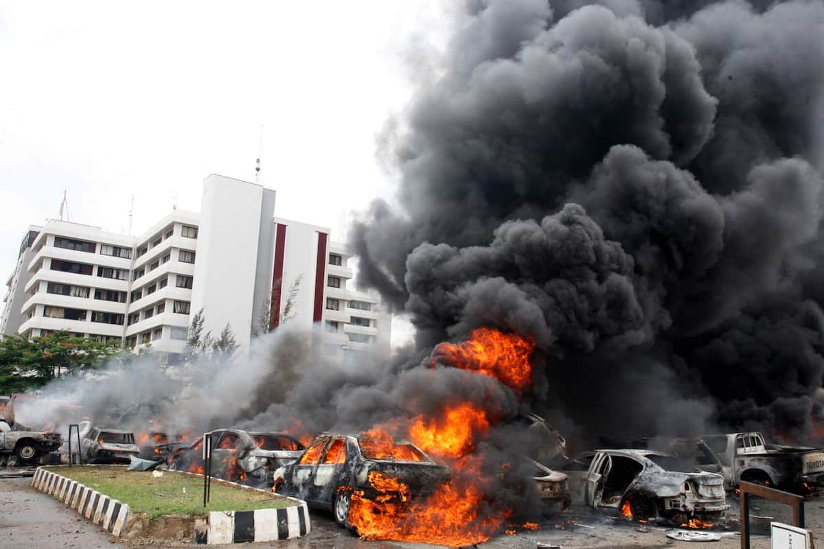 Terrorism and insecurity