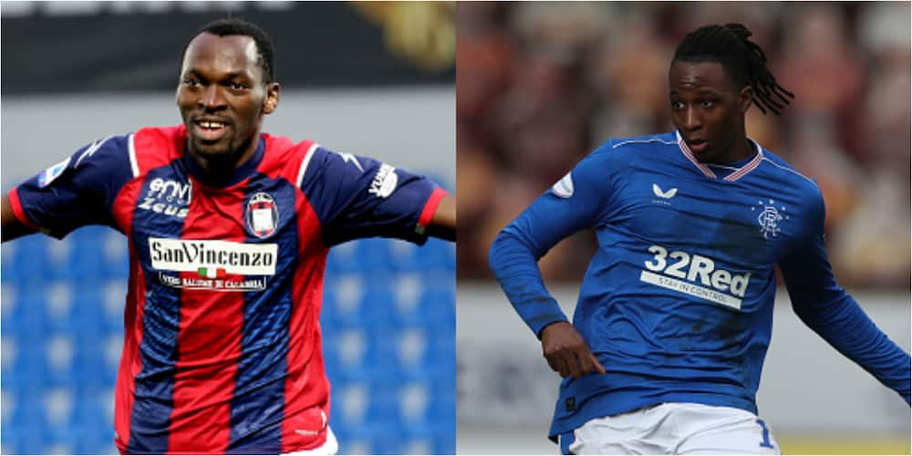 Nigerian striker scores goal No.7 in top European league as Super Eagles No.9 position gets more competition